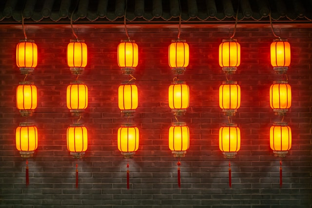 strings-of-red-lanterns picture material