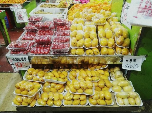 food-vegetable-fruit-market-marketplace 图片素材