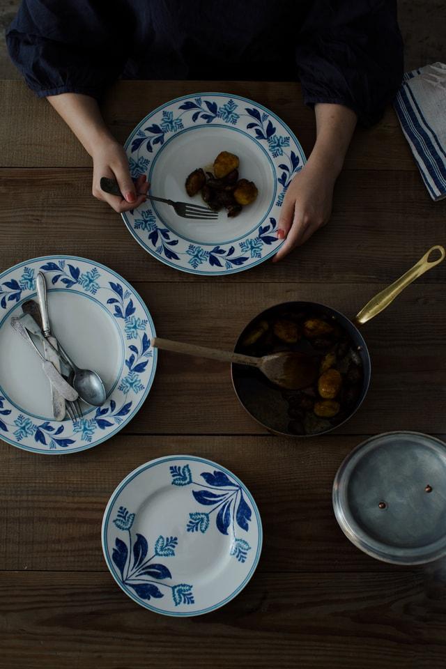 porcelain-dishware-tableware-plate-cup 图片素材