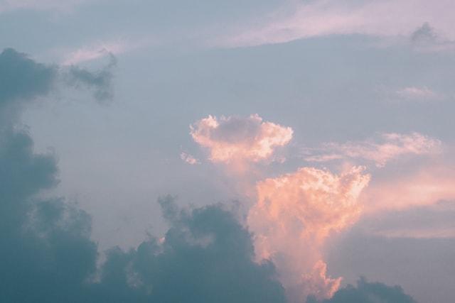 sky-cloud-atmosphere-landscape-nature 图片素材