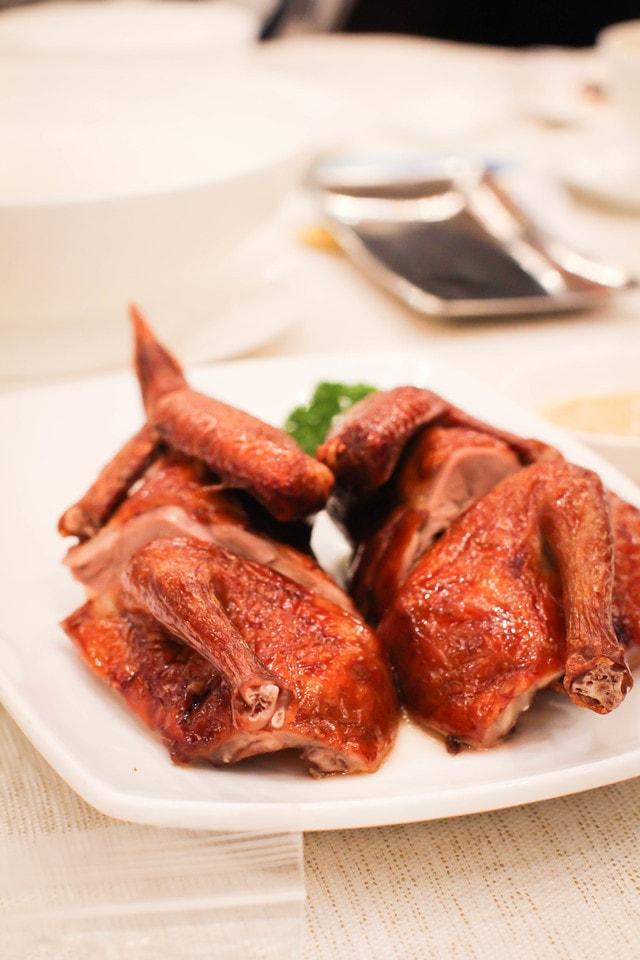squab-cantonese-cuisine-dish-meat-fried-food 图片素材