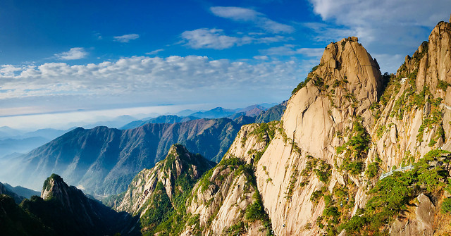 mountain-no-person-landscape-travel-sky picture material