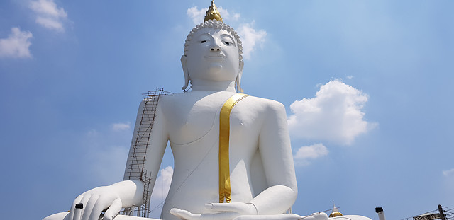 buddha-meditation-statue-sculpture-travel picture material