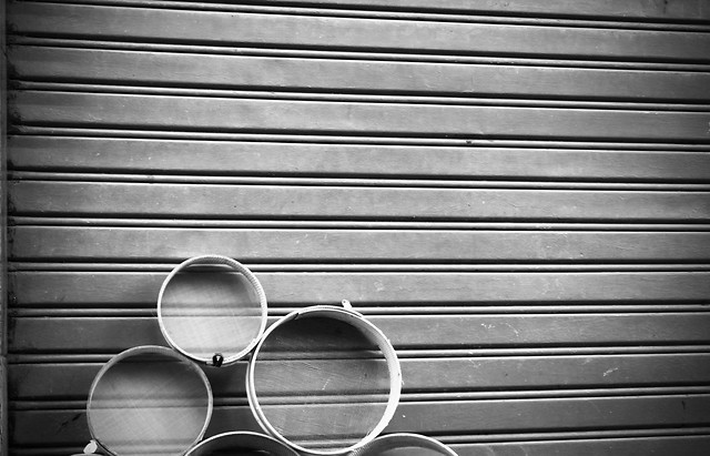 lines picture material