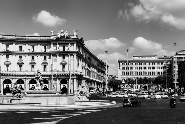 the-streets-of-rome picture material