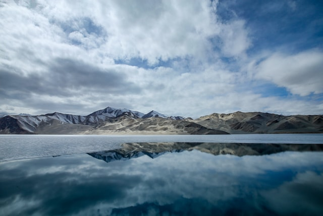 natural-sky-mountain-mountainous-landforms-glacier 图片素材