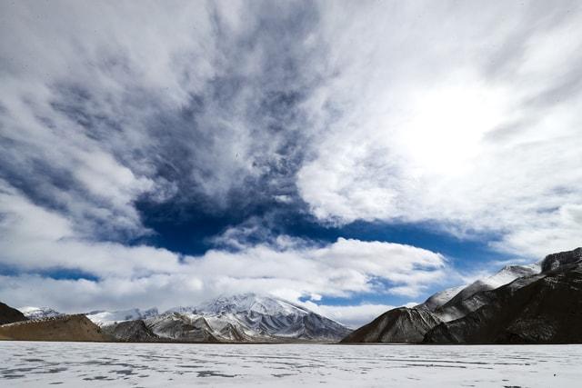 natural-sky-mountainous-landforms-mountain-cloud 图片素材