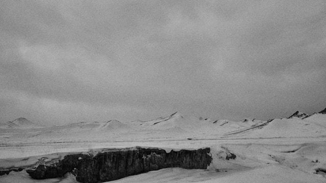 snow-sky-winter-mountain-geological-phenomenon 图片素材