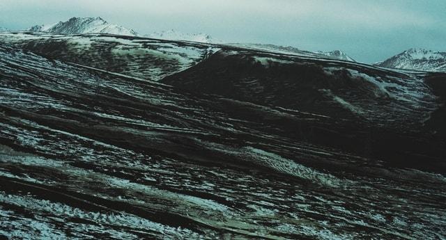 geological-phenomenon-mountain-hill-sky-geology 图片素材