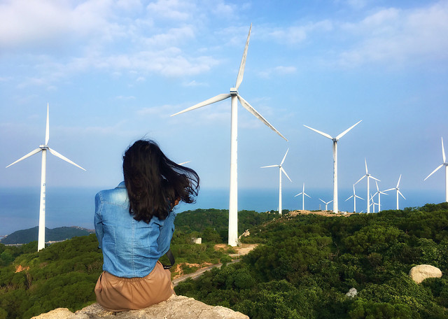 electricity-wind-windmill-alternative-sustainability picture material