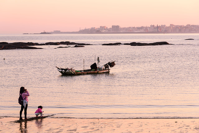 water-fisherman-beach-sea-ocean picture material