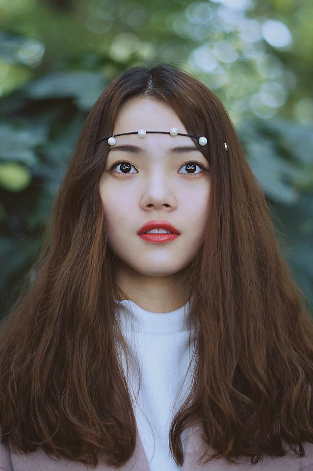 woman-fashion-pretty-face-cute picture material