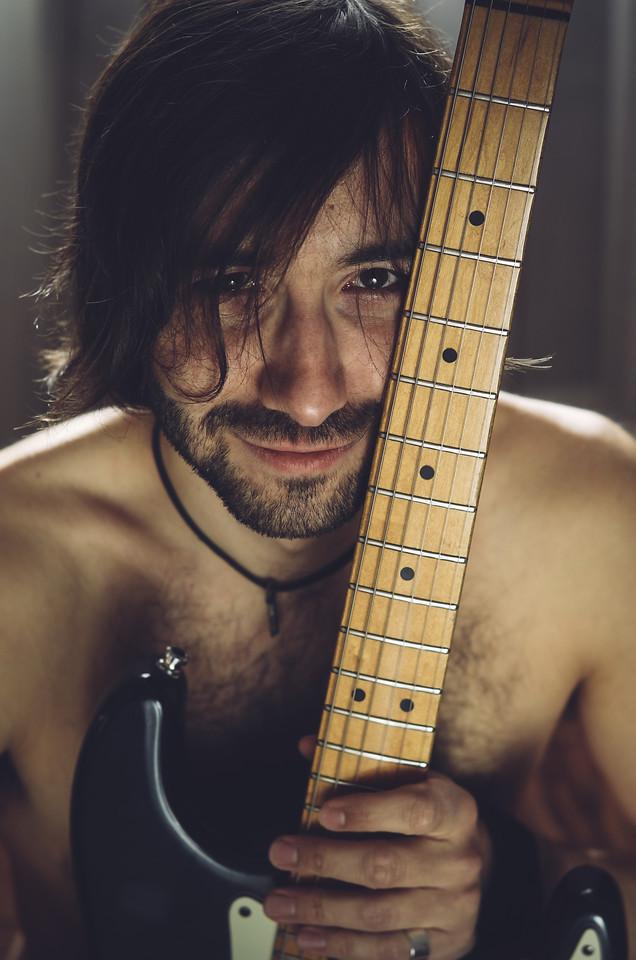guitar-music-instrument-musician-guitarist picture material