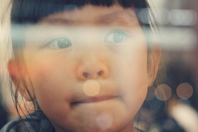 child-girl-portrait-people-face picture material