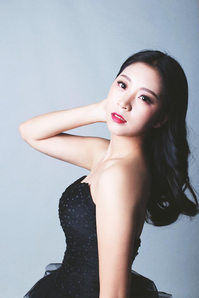 woman-fashion-glamour-girl-portrait 图片素材