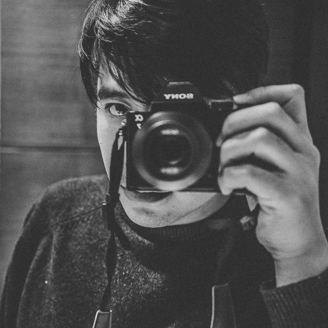 lens-portrait-people-man-one picture material
