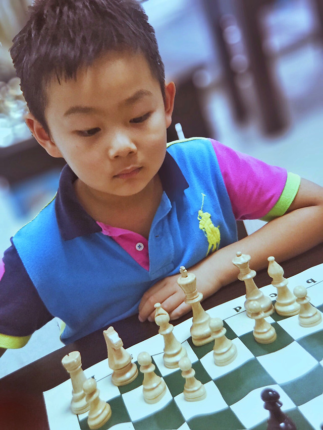 child-chess-game-leisure-intelligence picture material