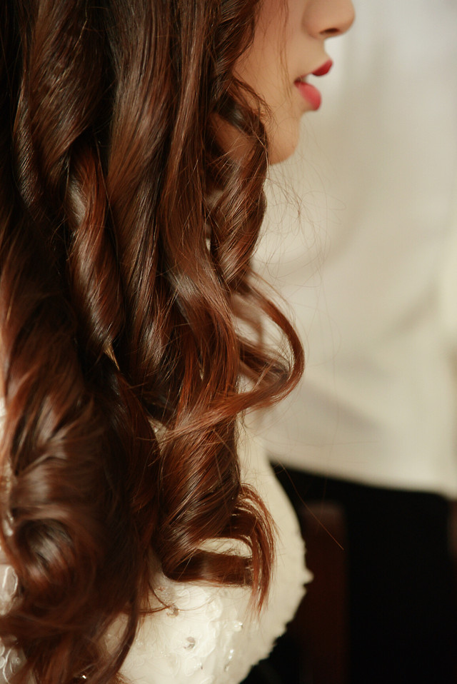 woman-fashion-hair-portrait-glamour picture material