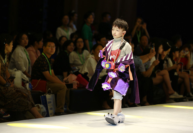 fashion-performance-competition-girl-wear picture material