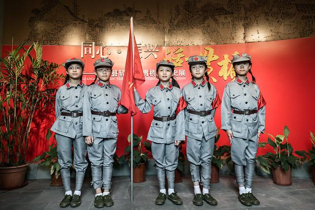 小红军 picture material
