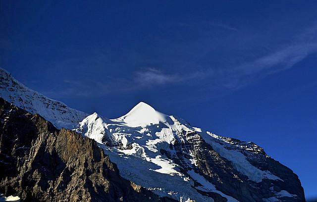 snow-mountain-no-person-winter-ice 图片素材