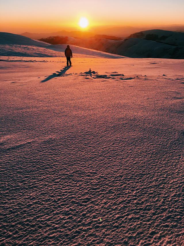 sunset-no-person-desert-landscape-beach 图片素材