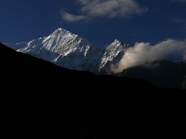 snow-mountain-no-person-sky-mountainous-landforms picture material