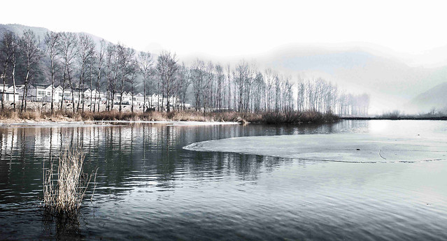 water-winter-snow-nature-landscape picture material