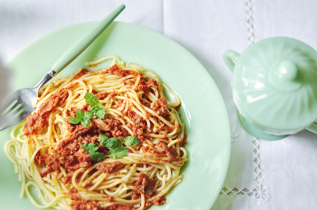 food-spaghetti-pasta-no-person-dinner 图片素材