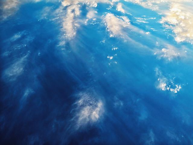 翻转的天空 picture material