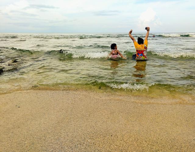beach-water-sea-seashore-ocean picture material