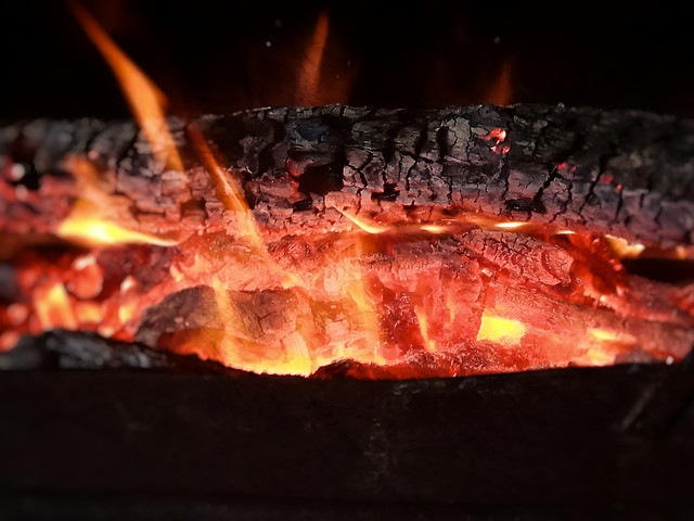 flame-coal-burn-hot-charcoal picture material