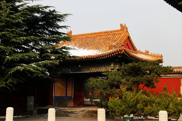 temple-chinese-architecture-no-person-architecture-travel picture material