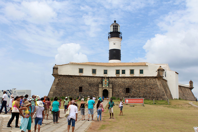 old-lighthouse picture material