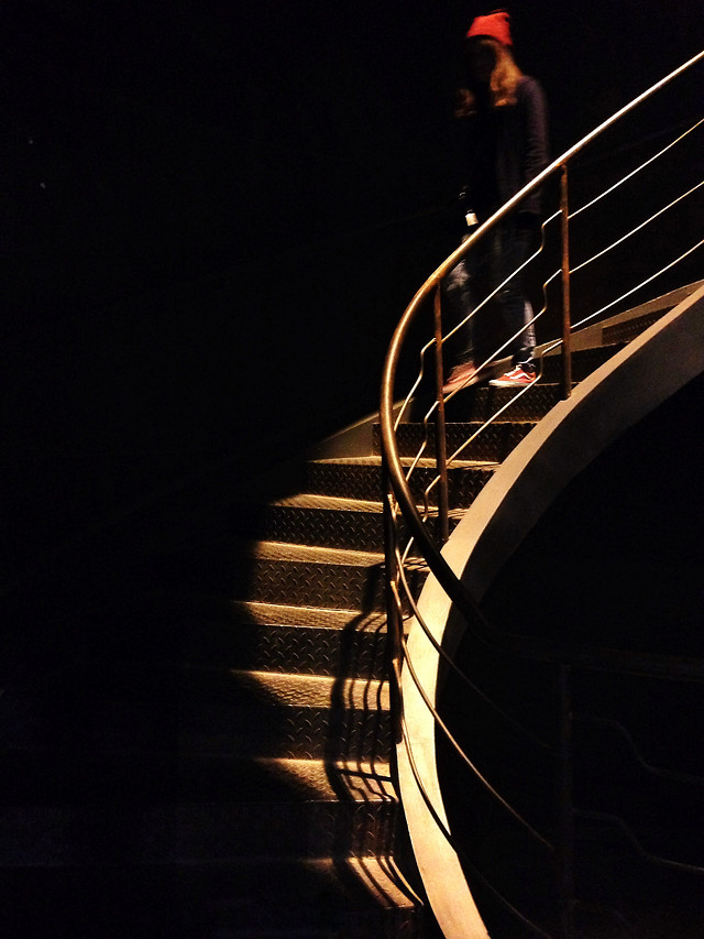 step-string-instrument-art-light-abstract picture material