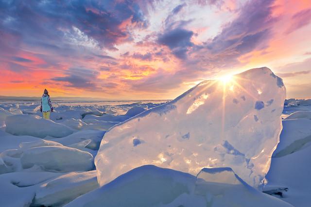 snow-winter-ice-cold-landscape 图片素材