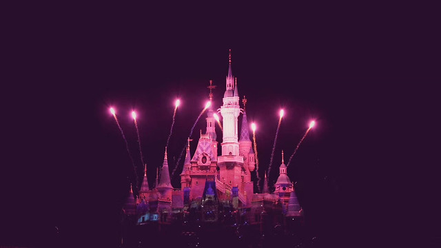 city-architecture-walt-disney-world-sky-travel picture material