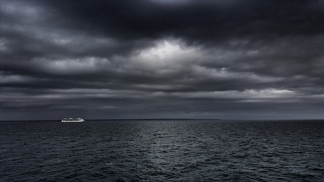 ship-in-dark-skies picture material