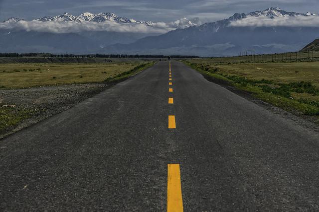 road-highway-landscape-asphalt-desert picture material