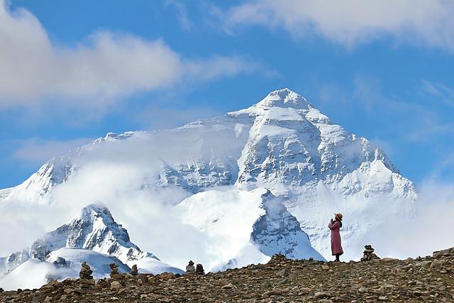snow-mountain-ice-no-person-climb 图片素材