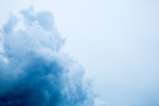 sky-atmosphere-smoke-cloud-blue 图片素材