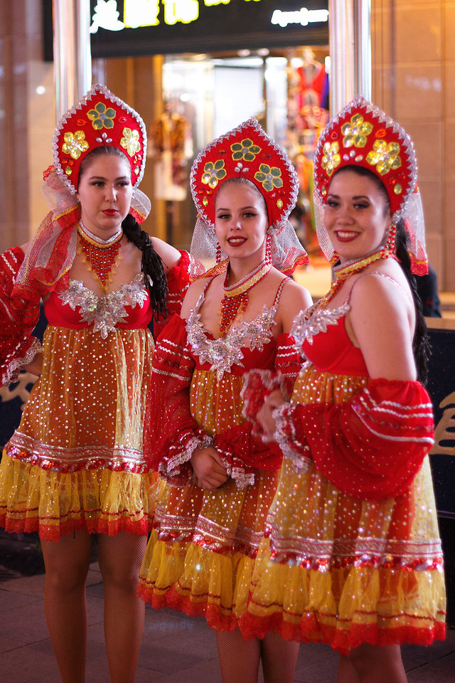 traditional-festival-dancer-costume-music picture material
