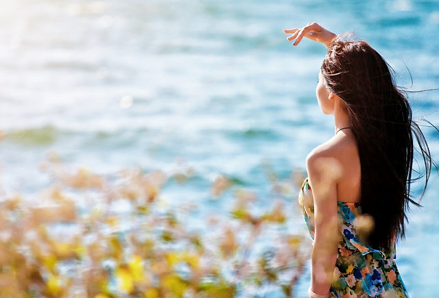 summer-water-beach-sea-nature picture material