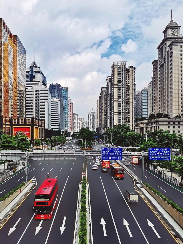 road-metropolitan-area-travel-transportation-system-traffic 图片素材