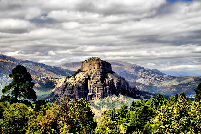 landscape-mountain-travel-sky-nature picture material