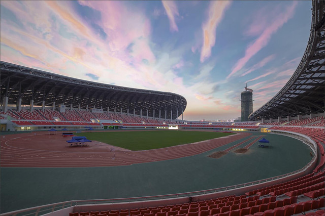 stadium-competition-sport-venue-football-bleachers picture material