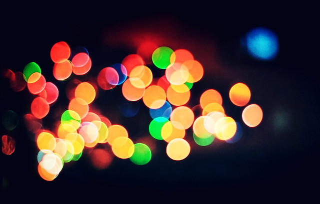 beautiful-geometric-lights picture material