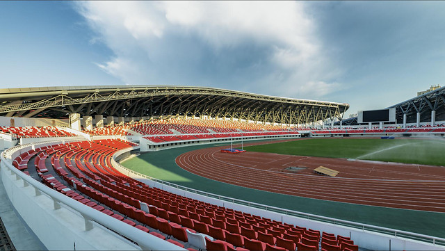 stadium-bleachers-football-competition-grandstand picture material