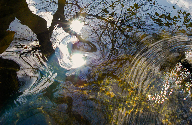 water-nature-river-reflection-landscape picture material