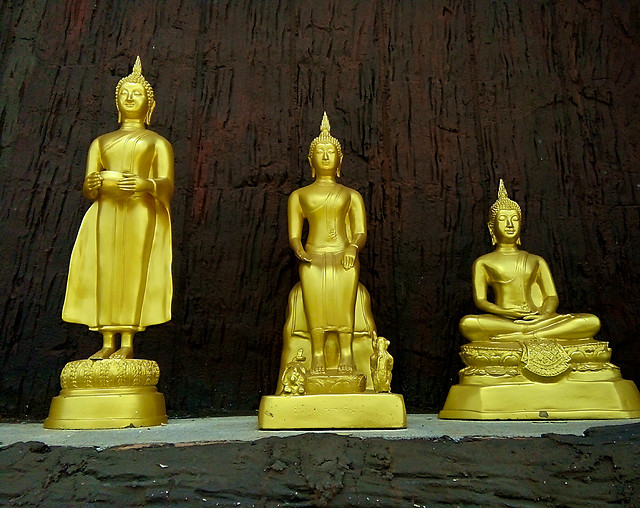 buddha-image picture material